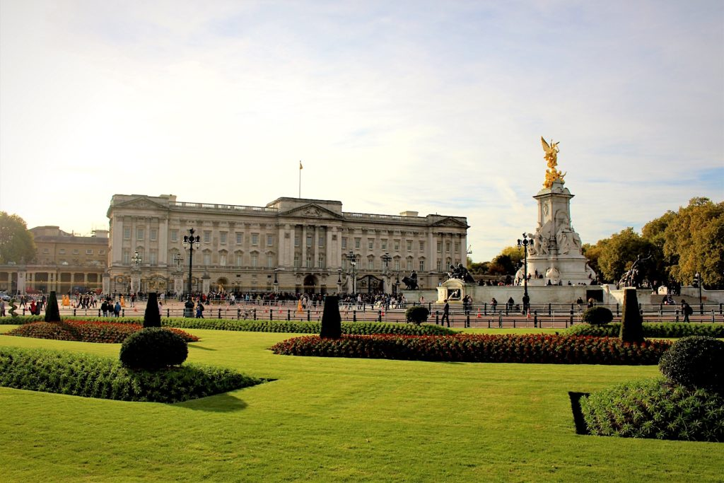 London Buckingham Palace